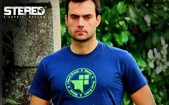Tee shirt Breizh