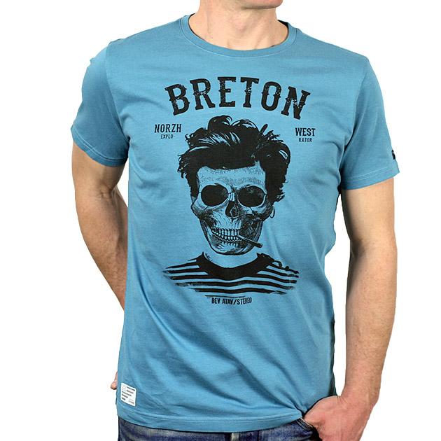 T-shirt Breton - Bev atav