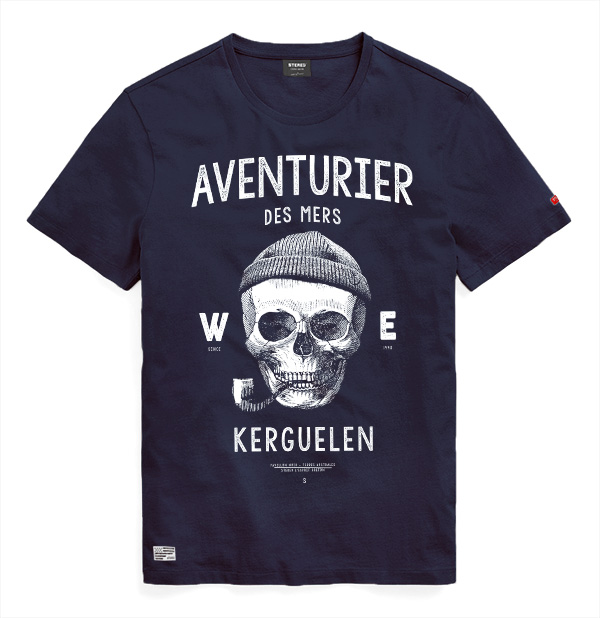 Tee shirt Sting aventurier